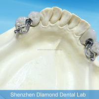 Dental Precision Attachment Type The Attachment of Ball Supplies
