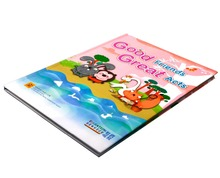 Fancy Color Free Sample Hardcover Kids Book/Children Book Printing