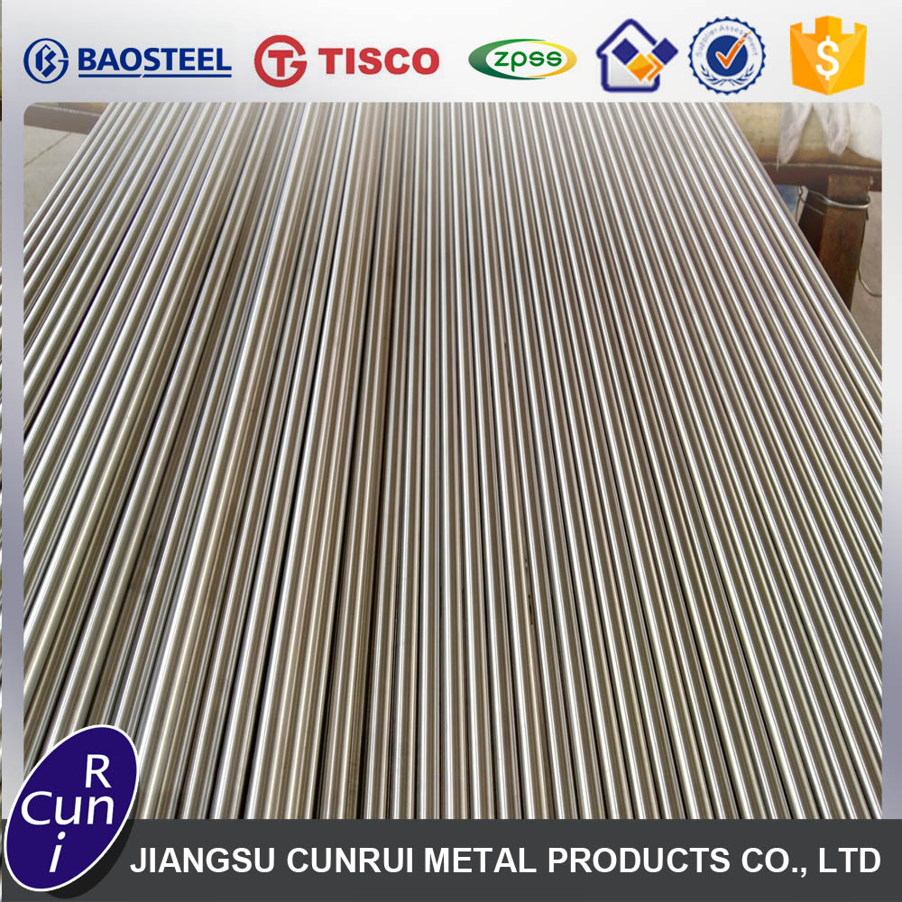 high quality fast delivery astm a276 410 stainless steel round bar