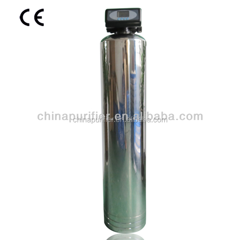New!New!!YILI hot selling Automatic or manual magnetic Water Softener for water filter