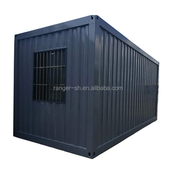 China low cost 2 bedroom mobile homes container house
