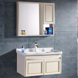 Cheap Price Small Corner Modern Bathroom Cabinet