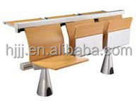 Own patent school desk student chair school furniture sets TC-913-V for college