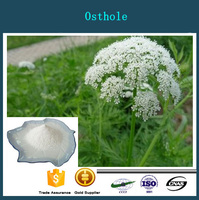 Common Cnidium Fruit P.E. Osthole powder 5%-99% CAS No.: 484-12-8