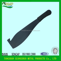carbon steel crane machete