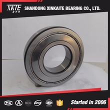 Iron Shielded XKTE brand deep groove ball bearing 6301ZZ from bearing from Export manufacturer