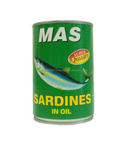 Canned food Canned Sardines in Oil
