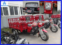 Chongqing Gasoline Three Wheel Motor Tricycle for Cargo