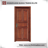 2015 modern china pvc mdf wooden interior solid frosted glass swing/sliding door models for bedroom /toilet