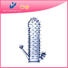 spike condom penis sleeve male condom with oem brand