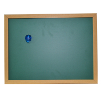 Magnetic write chalkboard