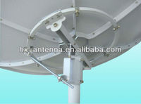 C-band large satellite dish