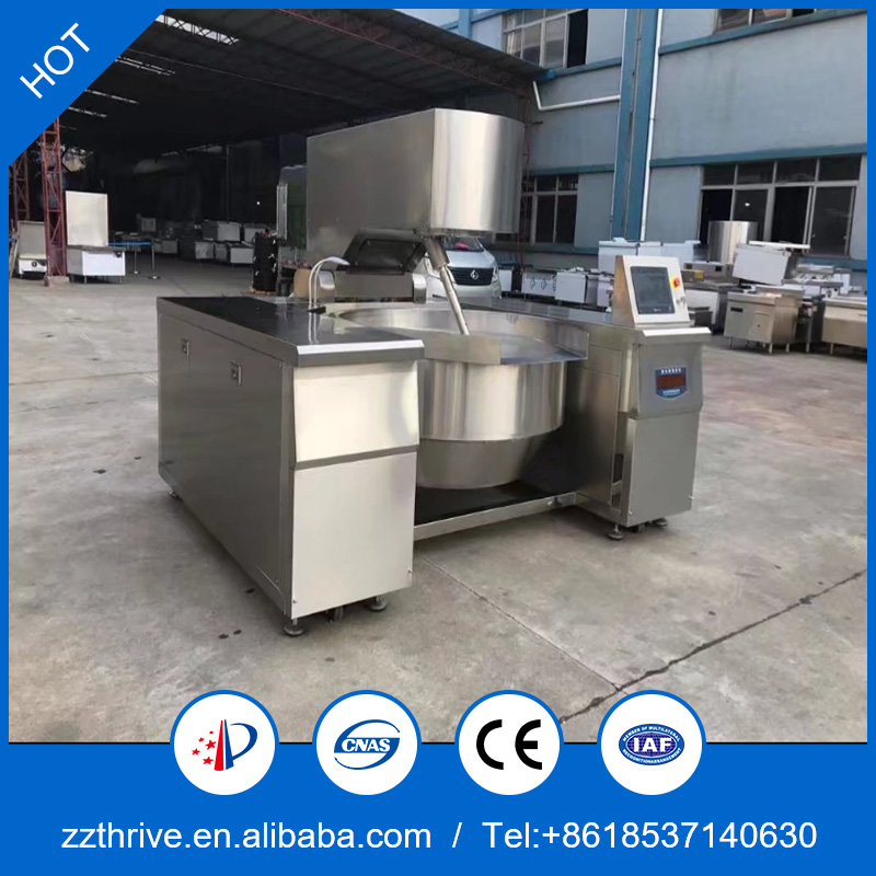 environmental cooking mixer machine/electromagnetic furnace used in restaurant /electromagnetic heating cooker