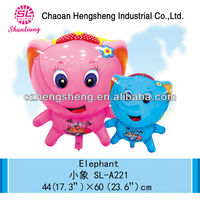 Party cartoon customized inflatable elephant