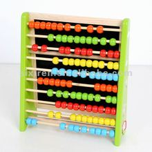 children toys new 2016 style Wooden Abacus Frame with blackboard