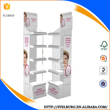 Pop Corrugated Cosmetic Cardboard Display