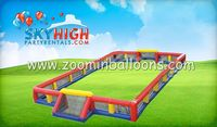 hot selling inflatable soccer field Z5012