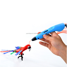 Kids Toy 3D Printing Drawing Pen With PLA Filament Free V3
