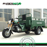 250cc Strong And Powerful Cargo Tricycle