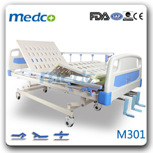 M301 three function hospital bed up and down freely electric bed