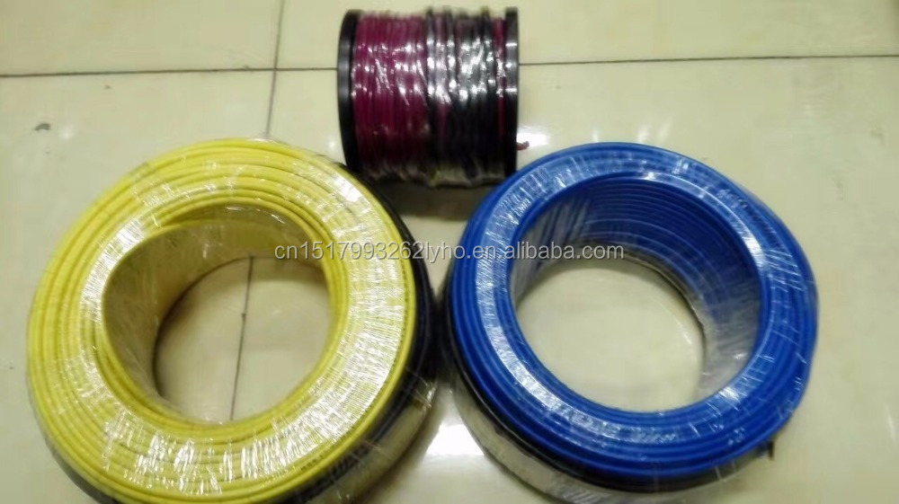Farm electric heating cable