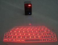 Magic Cube Wireless Virtual Bluetooth Laser Keyboard for Smart Phone