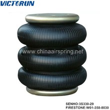 construction rubber shock absorber