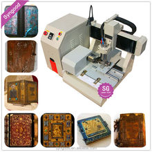 Metal Engraving Machine SG4040 small metal model cnc machine