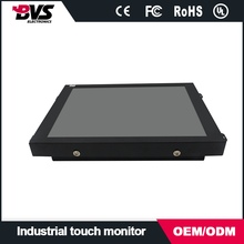 Wholesale 12 inch Rack Mount Open Frame VGA Industrial LCD Touch Monitors
