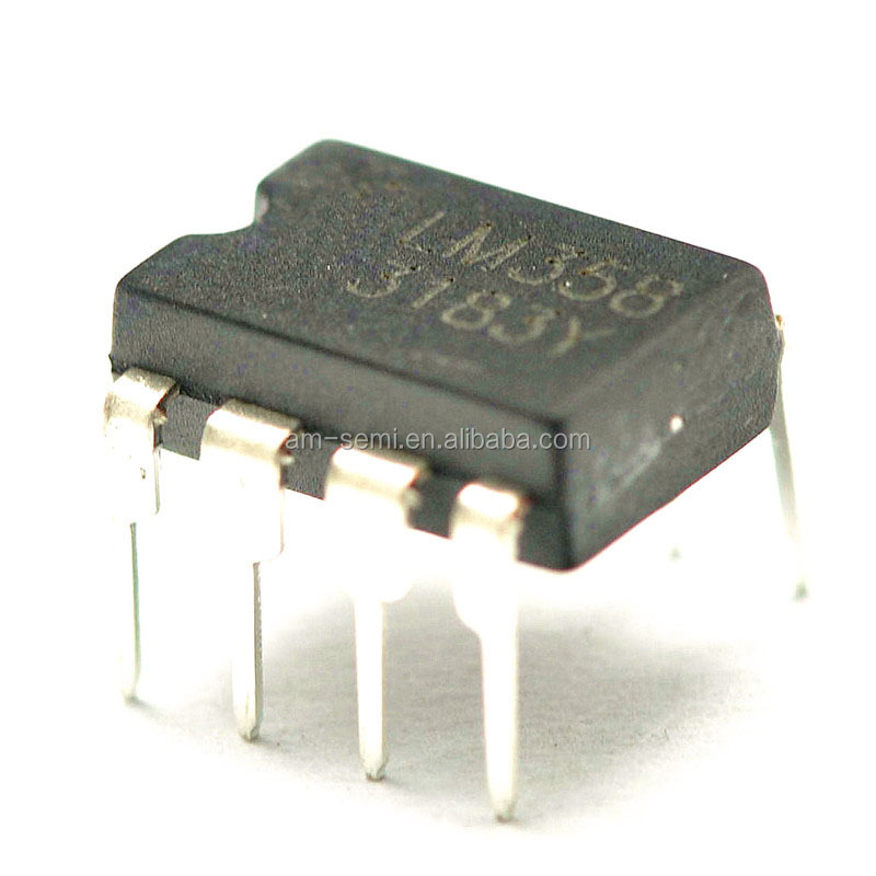 LM358 Low Power Dual Operational Amplifiers