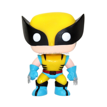 make OEM design plastic pvc pop toys,custom make oem vinyl pop toys