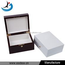 Eco-friendly food grade wood chocolate packaging box insert wholesale