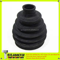 96391553 96588159 auto cv joint rubber boot kit for chevrolet aveo captiva lacetti daewoo kalos buick excelle