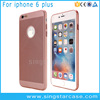 Ultra Thin Slim Plastic Hard Case For iPhone 6 Plus, Edge Protector Mesh PC Case For iPhone 6s Plus