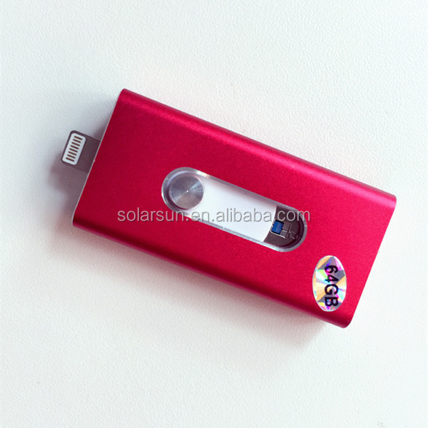 USB disk factory wholesale 8gb 16gb 32gb 64gb usb flash drive chip for phone