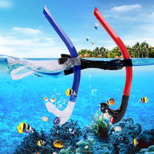 New diver equipment snorkel for swimming