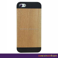 wooden case for cell phone,high quality custom logo phone wood back cover case