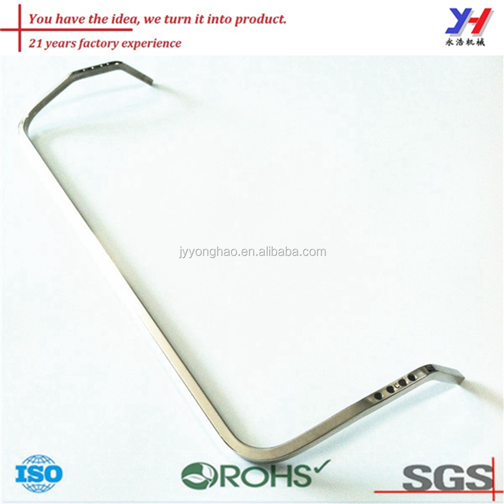 OEM ODM customized cheap price hot sale stainless steel bending motorcycle parts importers