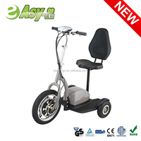 2016 newest 350w/500w 3 wheel petrol and electric scooter with CE certificate hot on sale