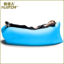 Professional inflatable sleeping lounger with low price