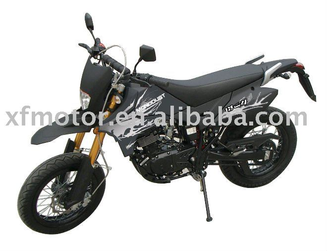 supermoto 125cc dirt bike
