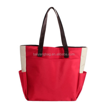 foldable shopping bag, 210T polyester bag
