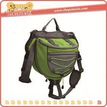Cute dog backpack -p0w3g large dog self carry bag pet backpack for sale
