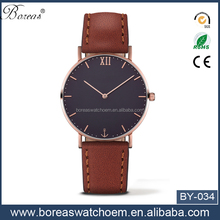 Ultra Thin Western fashion style for watches and watch parts suppliers in china