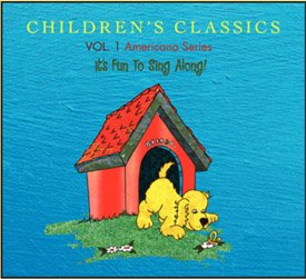 Children's Classics Americana Series Volume 1 music cd