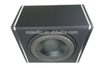 "10""/12"" Active amplified subwoofer speaker box"