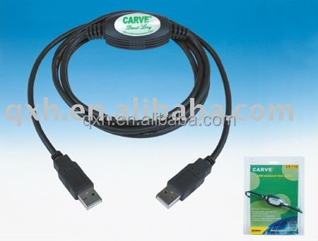 USB2.0/3.0 to USB Direct Net Link/File Transfer Data Cable for PC