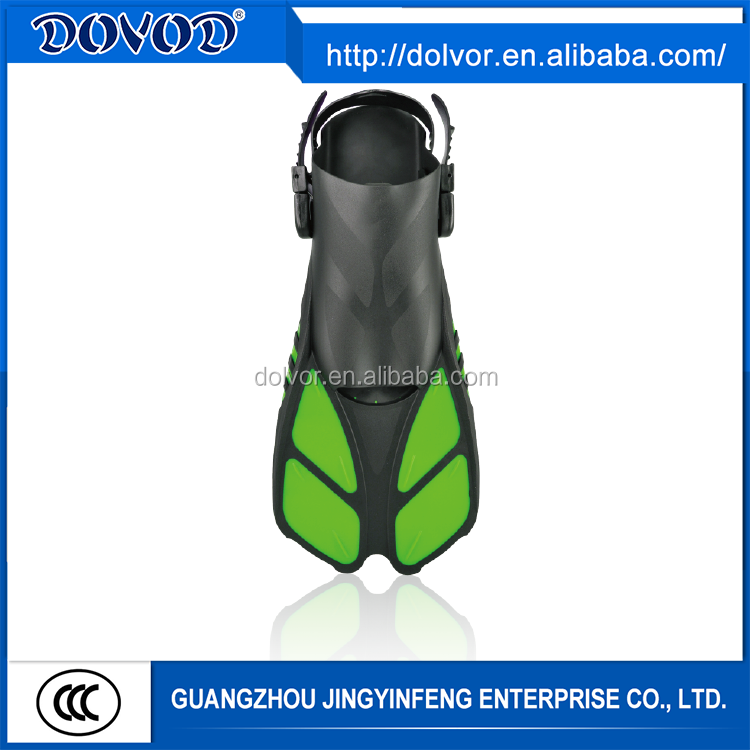 Water sports use high performance diving equipment swimming swim diving fins