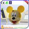 3D Lovely Cartoon Character Mickey Minnie Mouse Silicone Cell Phone Case and Wholesale Phone Case