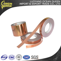 Thin conductive adhesive equivalent copper foil tape,copper tape price